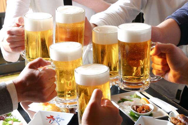 アフィリエイト交流会の名古屋の飲み会風景