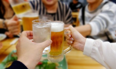 居酒屋でアフィリエイト交流会